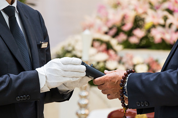 葬儀後のアフターフォロー