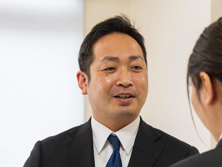 片山 隆永(代表取締役)